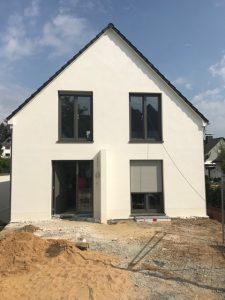 Hochwertige Architektur KfW Massivhaus Arge exklusive Ausstattung