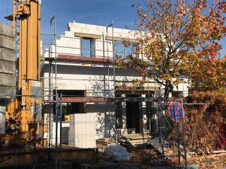 Hochwertiges bauen KfW 55 Massivhaus Architektur individuell
