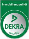 Bausachverständige der DEKRA begutachten und prüfen die technische Qualität unserer ARGE-Häuser