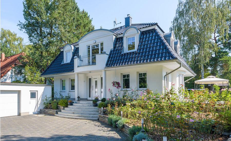 Wir bauen Ihre exklusive Villa in Düsseldorf, Dortmund und Umgebung.