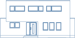 Mit Häusern im Bauhaus-Stil geben wir Ihrem Zuhause ein besonderes und unverwechselbares Gesicht.