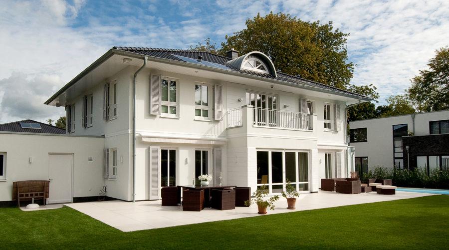 Schlüsselfertige Einfailienhäuser in Düsseldorf